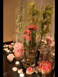 Vase grouping