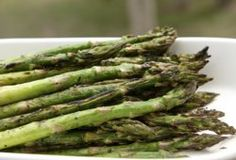 Fresh asparagus shines in this easy side dish.