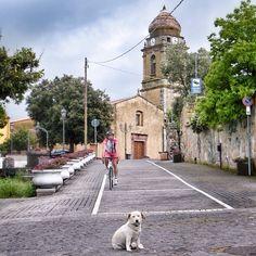 Il #sardiniagrandtour ha fatto tappa anche a #Sennariolo (OR), uno dei paesi più piccoli della #Sardegna.  EN Sardinia Grand Tour also stopped in Sennariolo, #Oristano, one of the smallest towns in #Sardinia.  #italy #sardegna #biketravel #biketour #bicycletouring #cicloturismo #bike