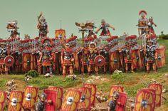 ROMAN: Roman Legion in Combat Order 1st Century A.D