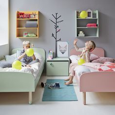 Flexa Children's Bed | @nubiekids