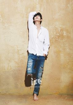 Song Jae Rim - ize Magazine April Issue '14