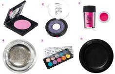Tamashi Beauty: Sombras y Labiales. Peggy Sage: Maquillaje profesional a buen precio.