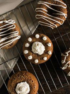 Mocha Cake Doughnuts