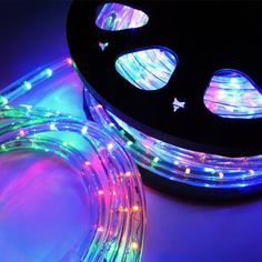 ARKSEN LED Crystal Clear PVC Tubing RGB ** Details can be found by clicking on the image. (This is an affiliate link) Led Rope Lights, Icicle Lights, Solar String Lights, String Lights Outdoor, Christmas Rope Lights, Patio Railing, Pvc Tube, Novelty Lighting, Strip Lighting