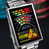 Radioactive Led Watches