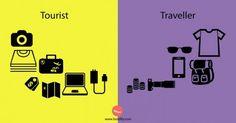 Quando siete in viaggio preferite la comodità o l'avventura?