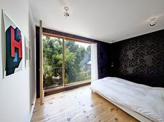 Home Design Decorated Among Minimalist Contemporary Style Three-Storey Contemporary Home in Beautiful Appearance