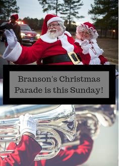 2789aaaf637 The Adoration Parade in a Branson Christmas tradition that cannot be  missed! Christmas Destinations