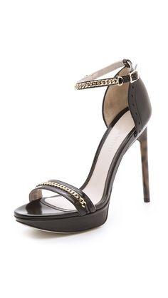 Jason Wu Jerry Ankle Strap Heeled Sandals
