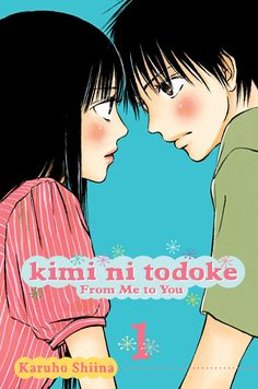 Kimi ni Todoke: From Me to You - Japanese Manga