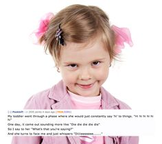 The 13 Creepiest Things A Child Has Ever Said To A Parent- they are too funny