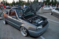 Cabrio Vw, Golf Mk1, Convertible, Volkswagen, Sport Cars, Modern Classic, Sailing, Vans, Hot Rods