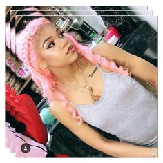 Designer Clothes, Shoes & Bags for Women Molly Brazy, Free Video Background, Baddie Hairstyles, Hair Goals, Makeup Looks, Hair Makeup, Face Beat, Shoe Bag, Hairstyle Ideas