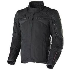 Scorpion Shock XDR Waterproof Textile Jacket Limited Edition Black 3XLarge XXXL