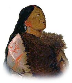 Ojibwe woman