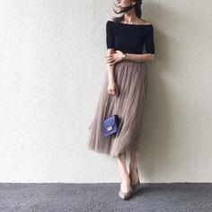 上品に見せたい♡オトナ女子のためのスカート着こなし講座 - LOCARI(ロカリ)