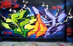 Graffiti Art by Mural  Kent