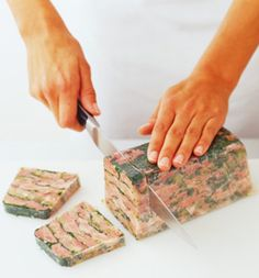 ... terrine on Pinterest | Country terrine, Pork terrine and Rustic french