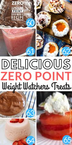 MUST TRY insanely yummy ZERO point weight watchers treats and desserts - Weight Loss - Kalorienarme Rezepte Weight Watcher Desserts, Plats Weight Watchers, Weight Watchers Breakfast, Weight Watchers Diet, Weight Loss Meals, Weight Loss Drinks, Best Weight Loss, Ww Recipes, Brownie Recipes