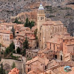 Albarracin, Teruel, Spain                                                                                                                                                     Más