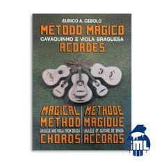 Métodos para aprender a tocar instrumentos tradicionais portugueses, compre no Salão Musical de Lisboa.