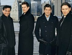 Il Divo... I absolutely adore them!!!