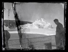 1912 : 1912: Century-old Antarctic images found in Captain Scott's hut