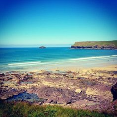 Polzeath Beach Cornwall,, love this place xx North Cornwall, Cornwall England, Surfing Ireland, Beautiful World, Beautiful Places, Surfing Destinations, Kingdom Of Great Britain, Down South, Heaven On Earth