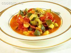 Minestra di zucchine paesane: Ricetta Tipica Molise | Cookaround