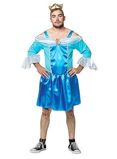 Aschenputtel Männerkostüm | Fun-Kostüm | maskworld.com Perfekt fürs Männerballett #karneval #aschenputtel #cinderella #maskworld #fasching #männerballett #lustig