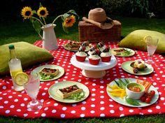 お手本にしたい!とびっきりお洒落な海外のピクニックアイディア*
