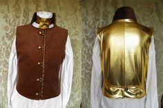 Steampunk-Victorian-Mad Hatter waistcoat PCW13-13 by JanuaryGuest on DeviantArt