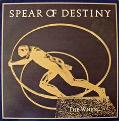 """Spear Of Destiny - The Wheel: buy 12"""" at Discogs #postpunk #postpunkrecords #postpunkvinyl #spearofdestiny"""