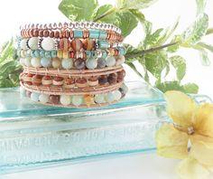 Boho Bracelet Jewelry for Best Friend Woman Beaded Bracelet