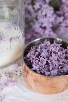 Cooking With Lilac