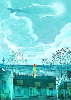 Twilight World (微光世界) by Xiao Huang (小皇, China).