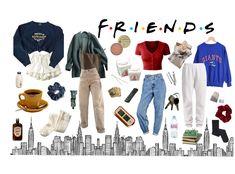 Monica Geller Outfit Rachel and Monica Rachel Green Outfits, Style Rachel Green, Retro Outfits, Sexy Outfits, Vintage Outfits, Cool Outfits, Summer Outfits, Casual Outfits, 90s Inspired Outfits