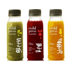 Blueprint juices i have been obsessed with these all natural label design for oisix cold pressed juice oisix malvernweather Images