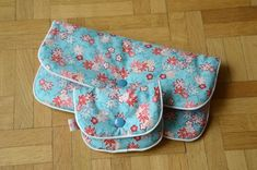 Tuto: sewing a snap pouch