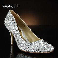 f89fdc452d8 Shine by Betsey Johnson Wedding Shoes at My Glass Slipper