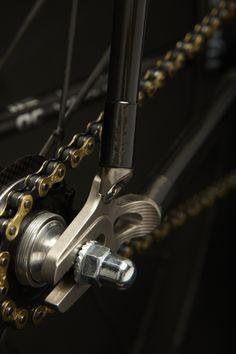 les vélo une vitesse de coursier de brooklyn 81 sur www.velocustom.eu