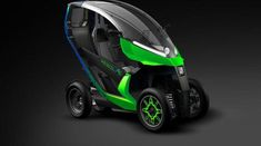 Bruxelles, Acem conference: 2 electric prototypes unveiled | Piaggio Group