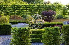 """Panneau occultant """"vert"""", en bois ou combiné – idées fraîches pour l'extérieur"""