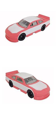 Diecast Toy Vehicles 51023: 1 64 Scale Nascar Style Race Car - Pink And White - Promotional Product - Your Of -> BUY IT NOW ONLY: $531.04 on eBay!