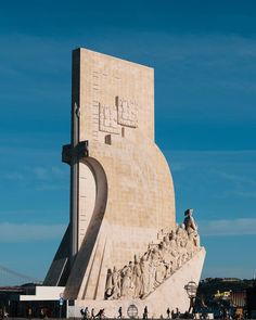 Monument in honor of the past discoveries Lisboa Portugal  #portugal #lisboa #discovery #past #monument #fotografo #fotografia #photography #photographer