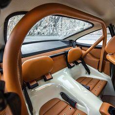 Back seats don't get much better than this #singervehicledesign #porsche #porsche911 #hk3commission #carphotography