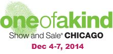 Save the Date for 2014 - One of a Kind Chicago