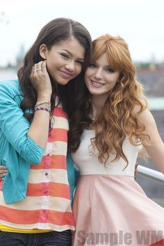 Bella Thorne and Zendaya Coleman are AMAZING!!!!!!!!!!!!!!!!!!!!!! LOVE there OUTFITS!!!!