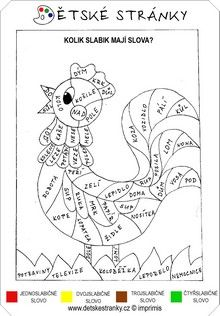 Kolik slabik má slovo? Playing Cards, Fictional Characters, Literatura, Drawings, Playing Card Games, Fantasy Characters, Game Cards, Playing Card